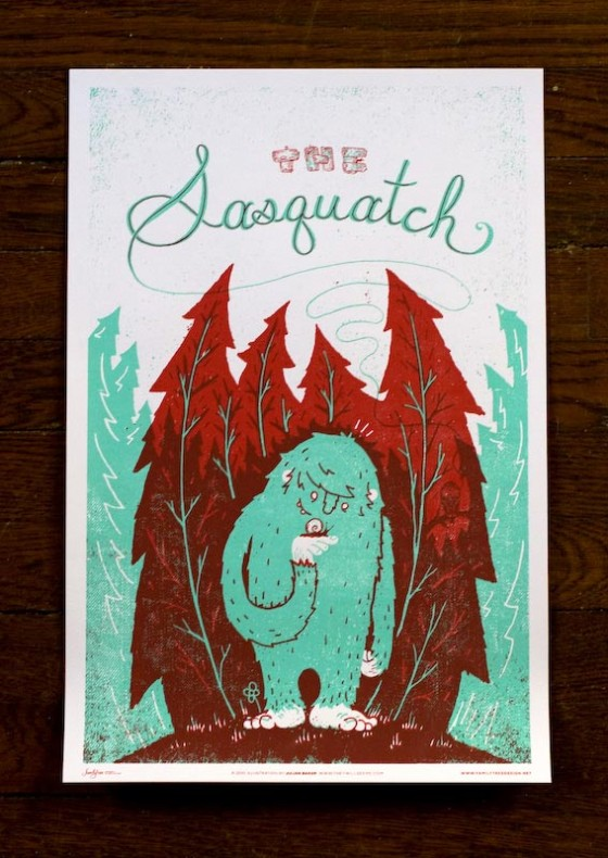 The Sasquatch by Family Tree